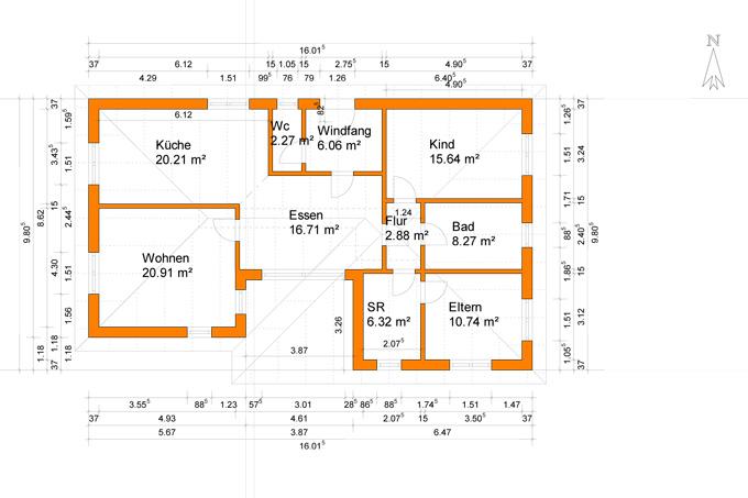 Turbo Zeit-Plan - Holzziegelhaus VF99